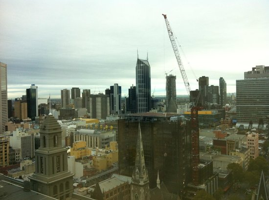 Grand Hyatt Melbourne : View