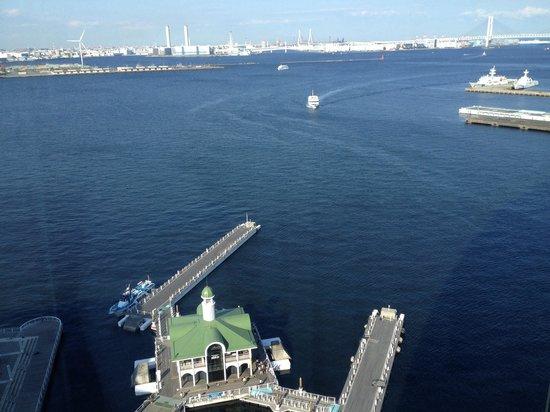 InterContinental  Yokohama Grand : みなとみらいのリゾートホテル