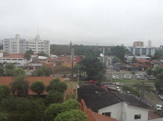 Hotel Cortez: vista de la ventana de la habitacion