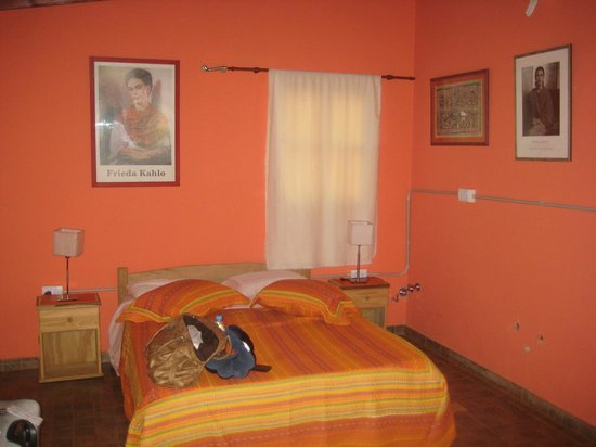 Casa Yaguarete: Our room