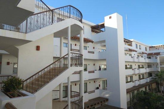 Hotel Santa Fe: Vista del hotel