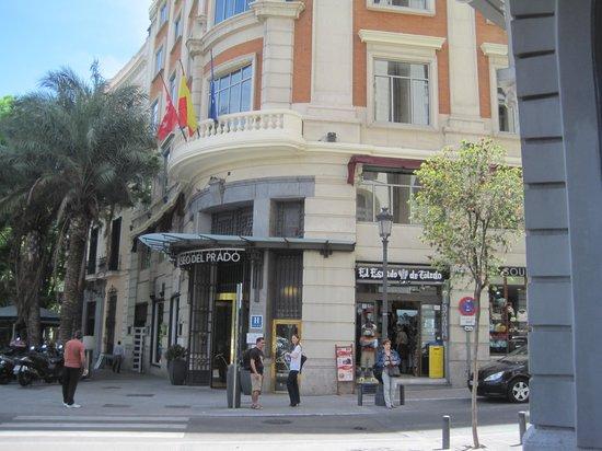 NH Collection Paseo del Prado: ousdside