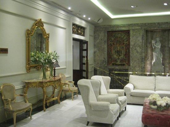 NH Collection Paseo del Prado: Lobby