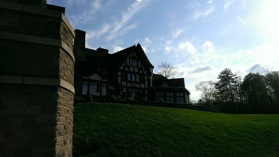 Punderson Manor Lodge and Conference Center : Manor house May 2014.