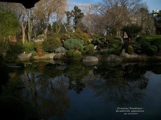 Los jardines japoneses picture of toulouse haute for Jardines japoneses