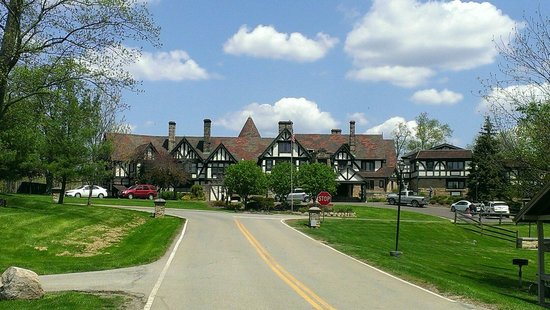 Punderson Manor Lodge and Conference Center : Punderson Manor
