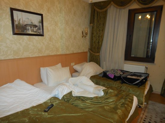 Kupeli Hotel: foto camera
