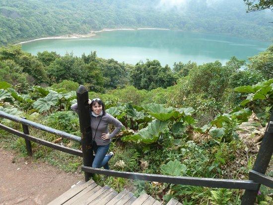 Poas Volcano: Botos Lagoon