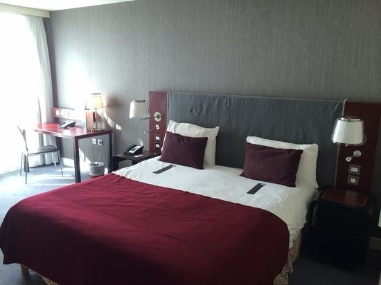 Radisson Blu Hotel, Cardiff: Номер