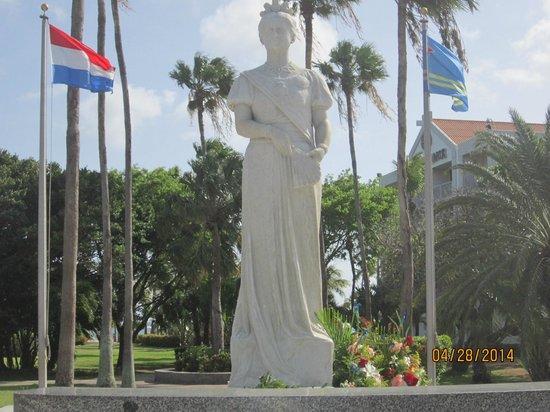 Wilhelmina Park : La Reine