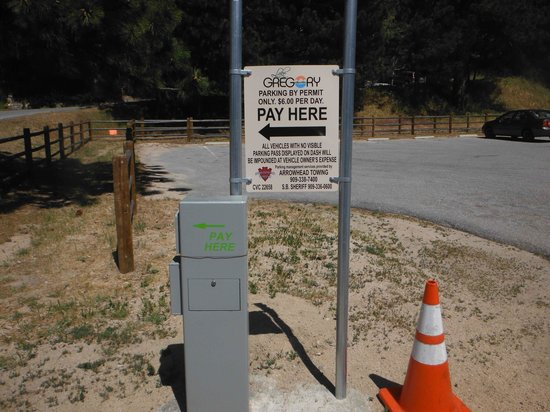 Lake Gregory Regional Park: $6 to park you car now.