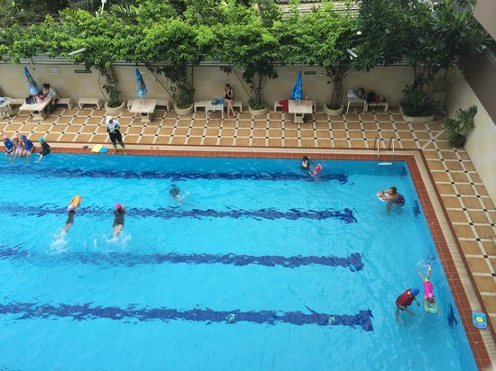 Sivalai Place: Swimming pool