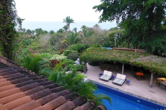 Hacienda de la Costa: View from upper room