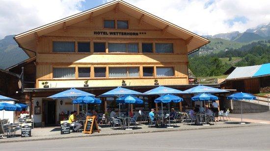 Grindelwald - New Hotel Wetterhorn