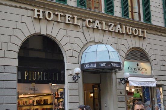 FH Calzaiuoli Hotel: Hotel Calzaiouli exterior