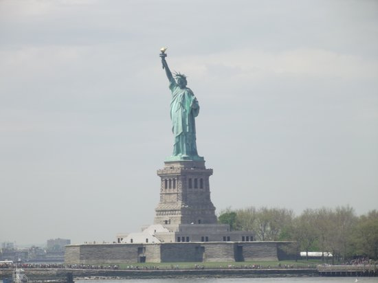 Restaurants Near Statue Of Liberty New Jersey