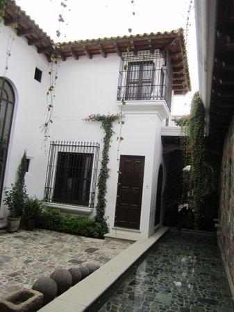 The San Rafael Hotel: Suite 7