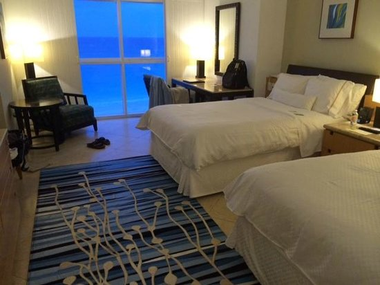 The Westin Resort & Spa Cancun: bedroom