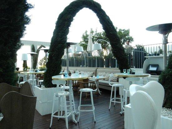 Mondrian Los Angeles Hotel : área da piscina
