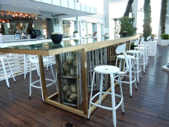 Mondrian Los Angeles Hotel : bar da piscina