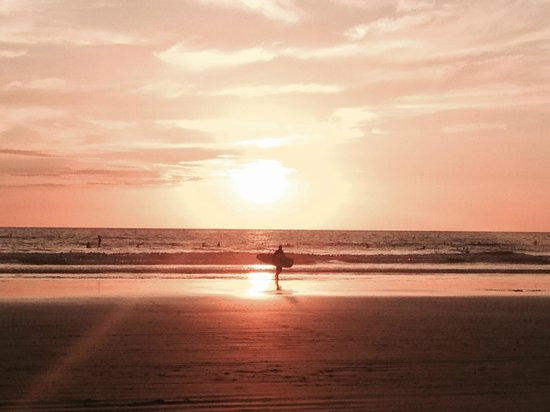 Nosara Paddlesurf : Spectacular Sunsets every night!