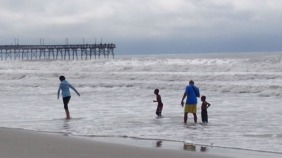Ocean Isle Inn: family friendly