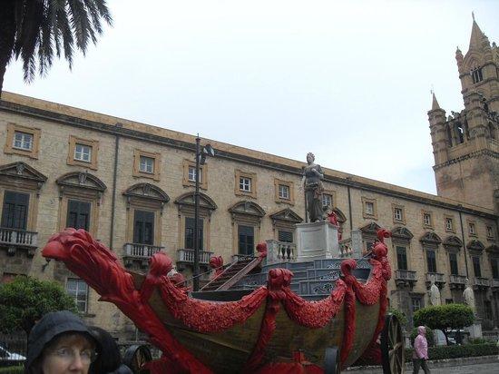 Cattedrale di Palermo: exterior
