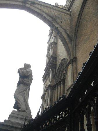 Cattedrale di Palermo: detalle