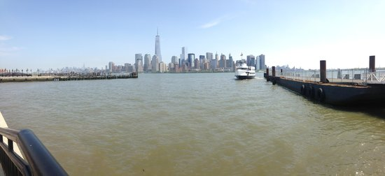 Liberty State Park: That view!