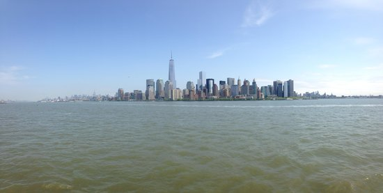 Liberty State Park : Take the ferry if you can!