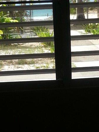 Villa Flamenco Beach: view from bedroom