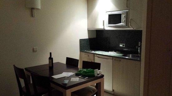 Grupotel Dunamar: Te Køkken på værelset