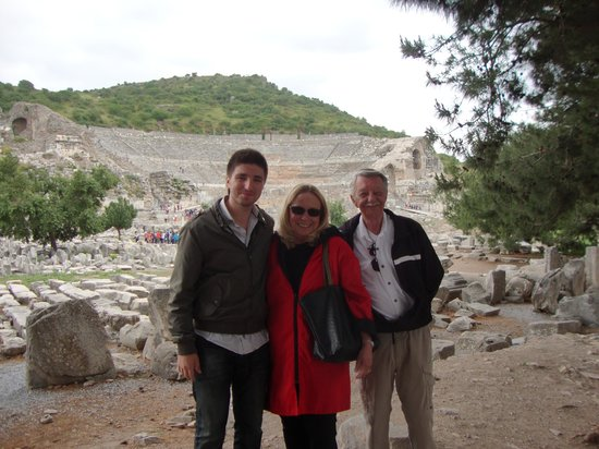 Ephesus Tours : With Erman in Ephesus