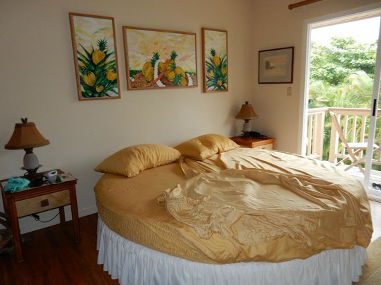 Hale Ho'o Maha Bed & Breakfast: quarto
