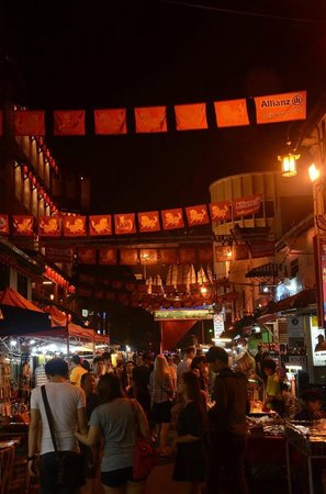 Fenix Inn: Close to the attractions; Jonker Street
