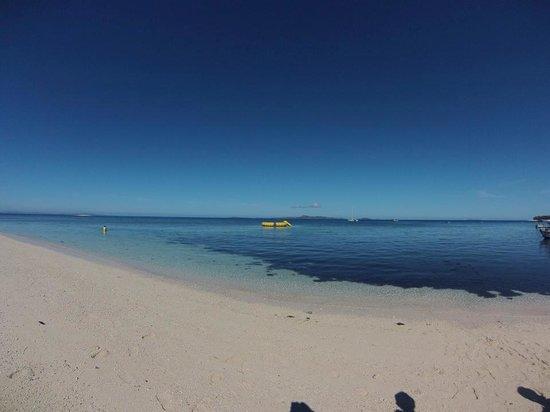 Treasure Island Resort : View of the main beach