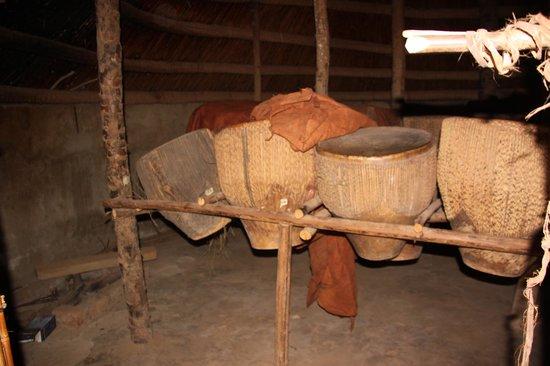 Kasubi Tombs: Drum Room