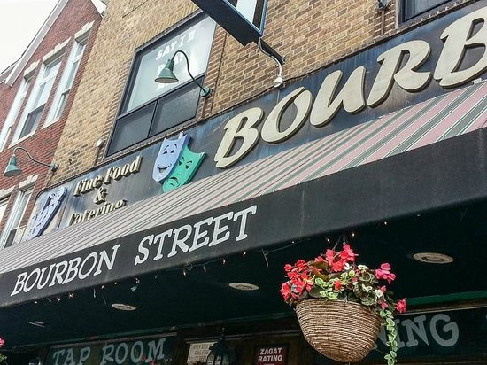 Photo of American Restaurant Bourbon Street Cafe at 4012 Bell Blvd, Bayside, NY 11361, United States