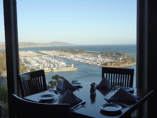 Cannons Seafood Grill : Can't beat the view!