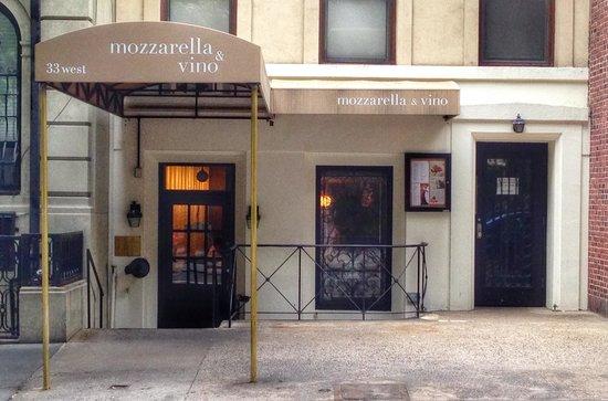 Mozzarella&Vino