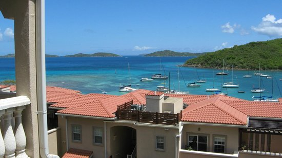 Grande Bay Resort: Another view from the room