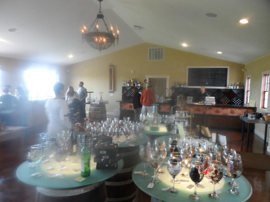 Andreas, PA: The Tasting Room