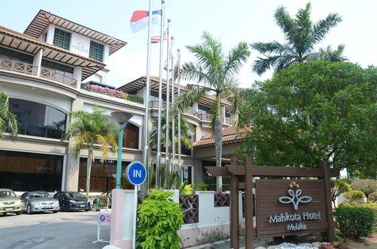 Mahkota Hotel Melaka : Mahkota Hotel