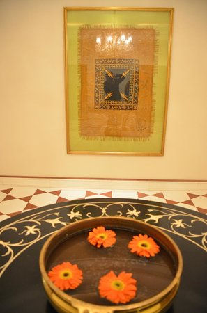 The Oberoi Amarvilas: Hall