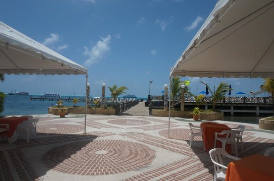 GHL Relax Hotel Sunrise: Vista Praia