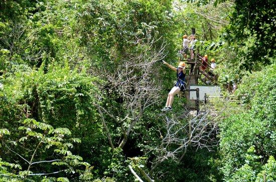 Grand Bahia Principe Tulum : COBA TEMPLES
