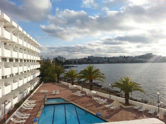 Aparthotel Playasol Jabeque Soul: Vista dalla stanza