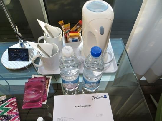 Radisson Blu es. Hotel, Roma: Kettle