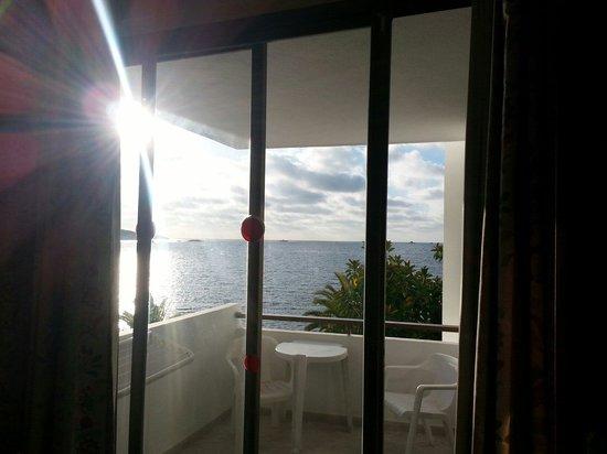 Aparthotel Playasol Jabeque Soul : Vista dalla stanza