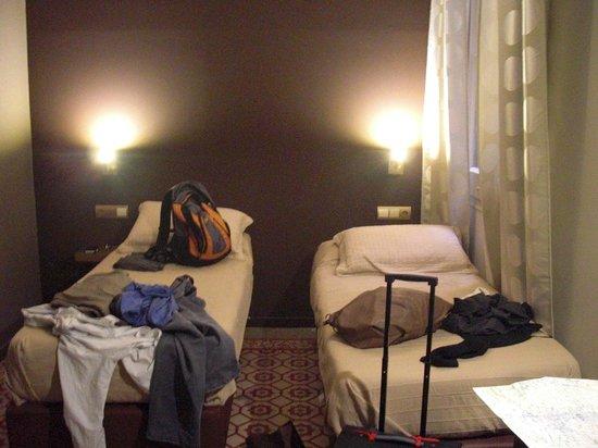 Mihlton Barcelona: room